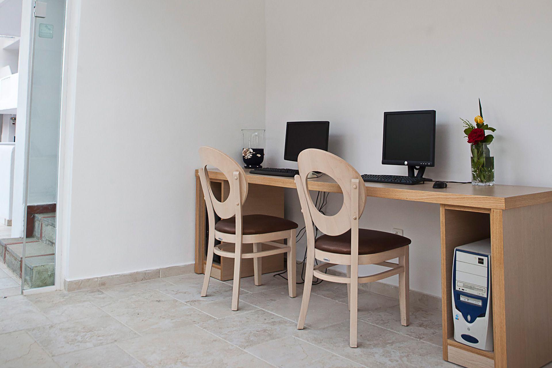 Παρέχεται δωρεάν internet σε όλα τα δωμάτια και τους κοινόχρηστους χώρους.